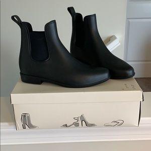 Target rain Chelsea boots